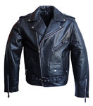 Rockabilly Brando leather jacket